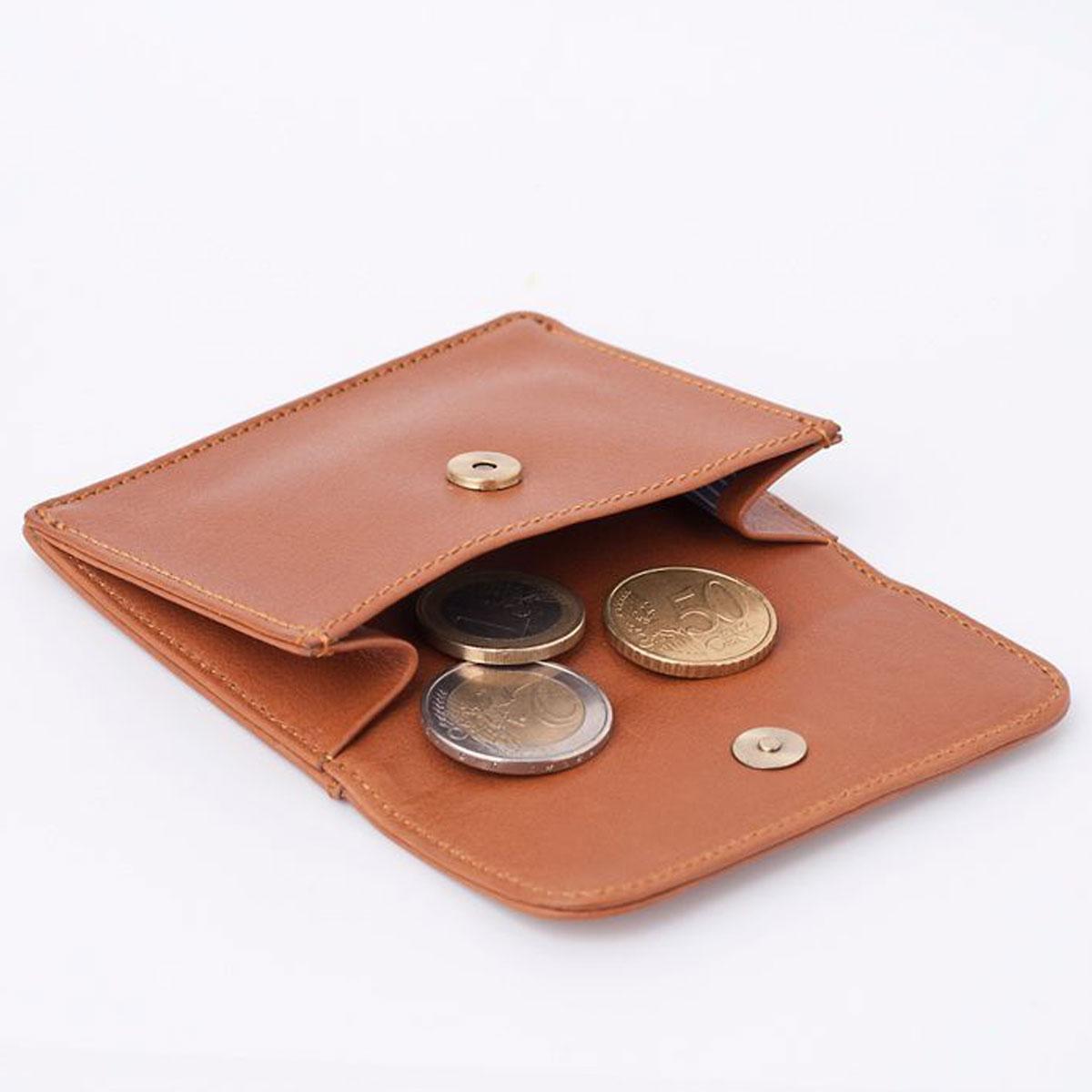 Porte cartes et monnaie