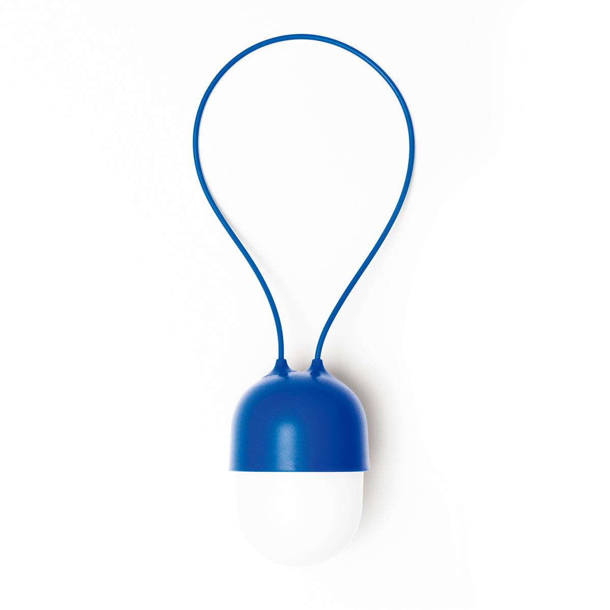 Lanterne CLOVER bleu