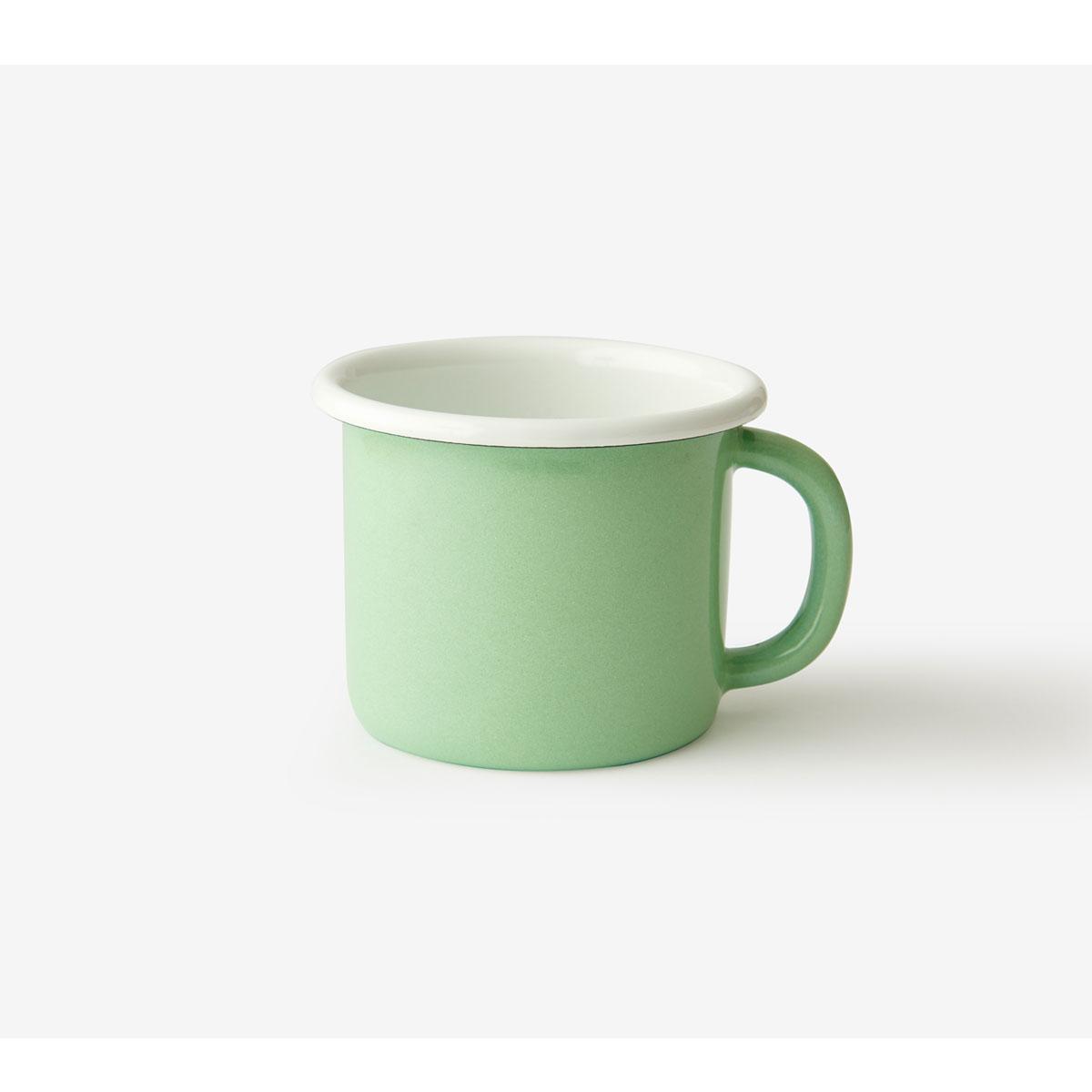 Mug émaillé Vert
