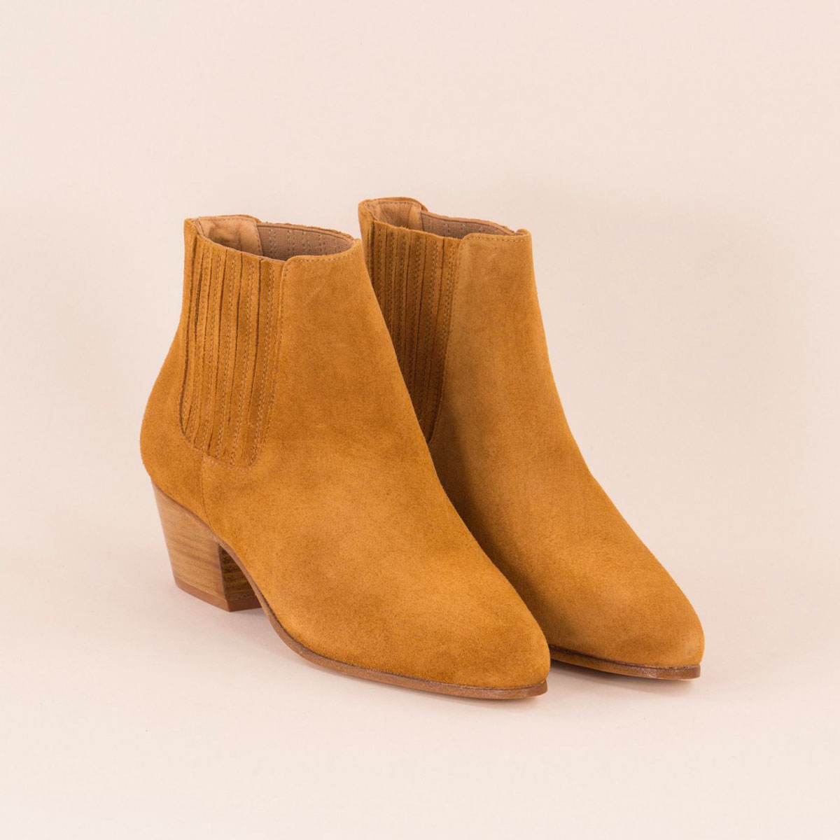 Bottines SISTERS Antilope Suede