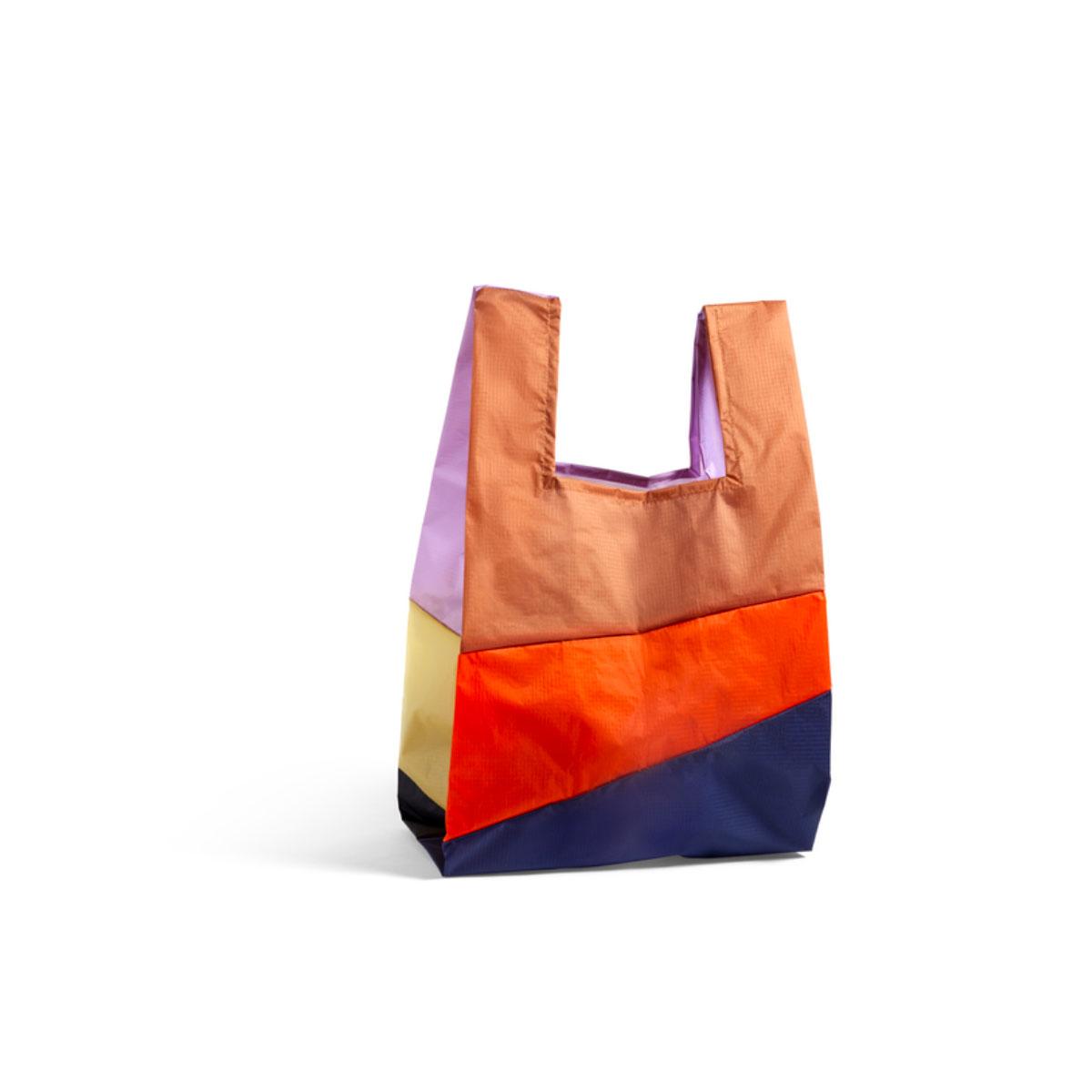 Sac SIX COLOUR multicolor orange