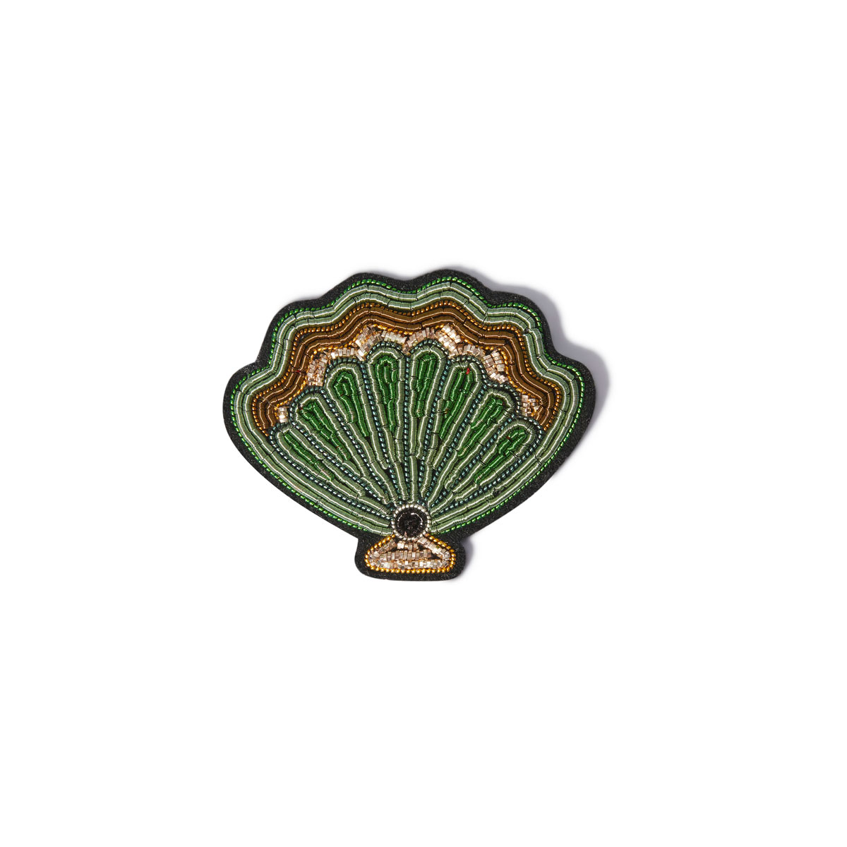 Broche COQUILLE ST JACQUES
