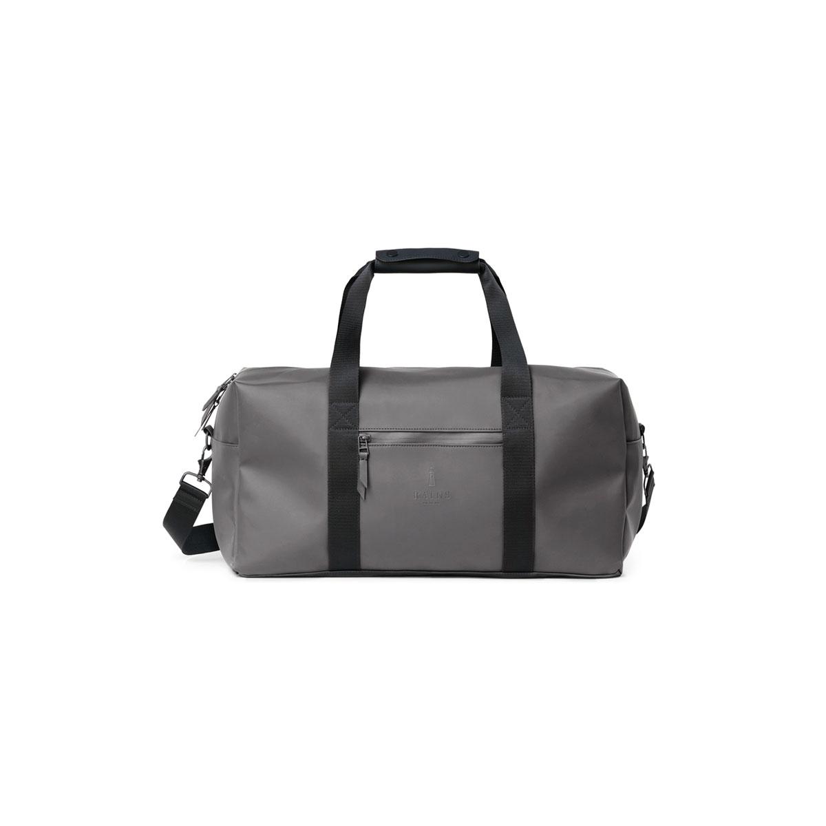 GYM bag charcoal