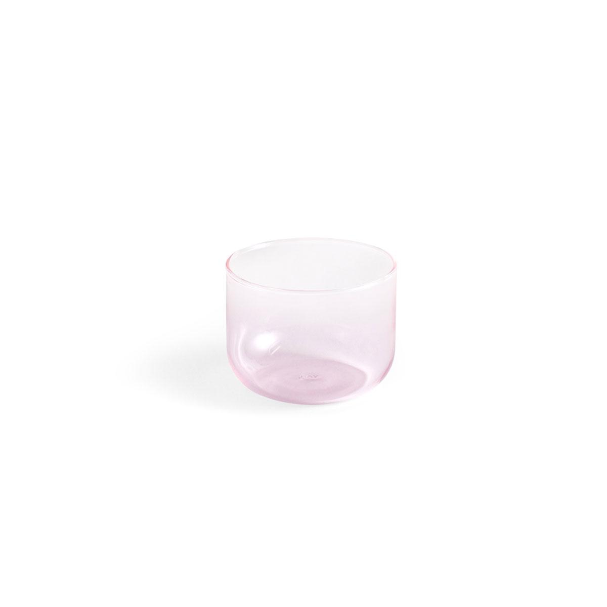Set de 2 verres TINT rose