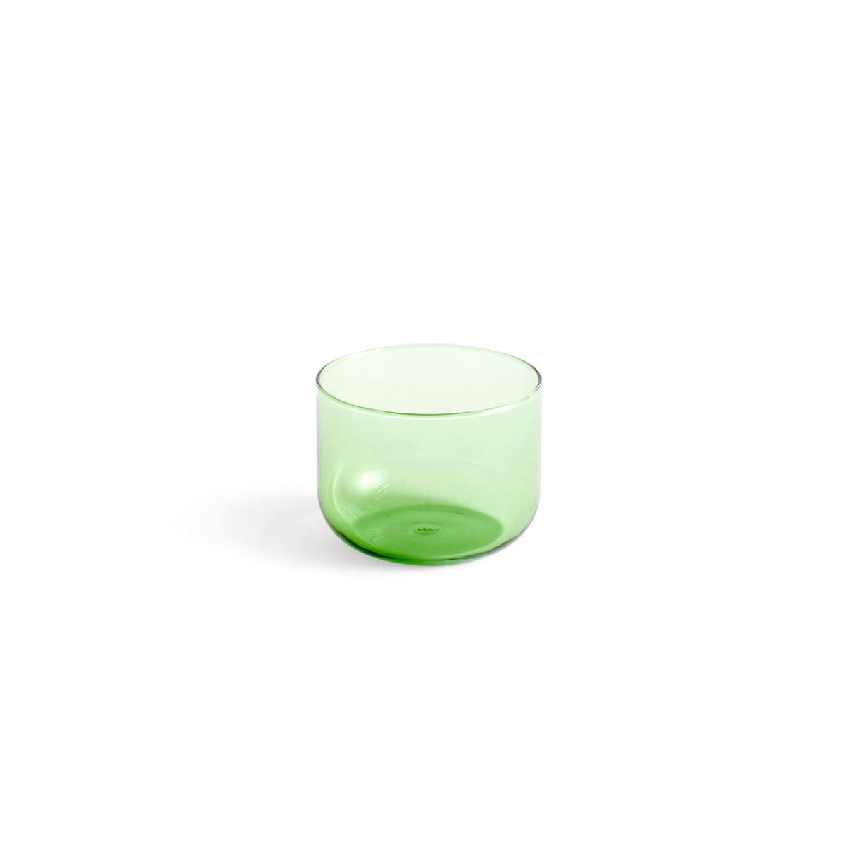 Set de 2 verres TINT vert
