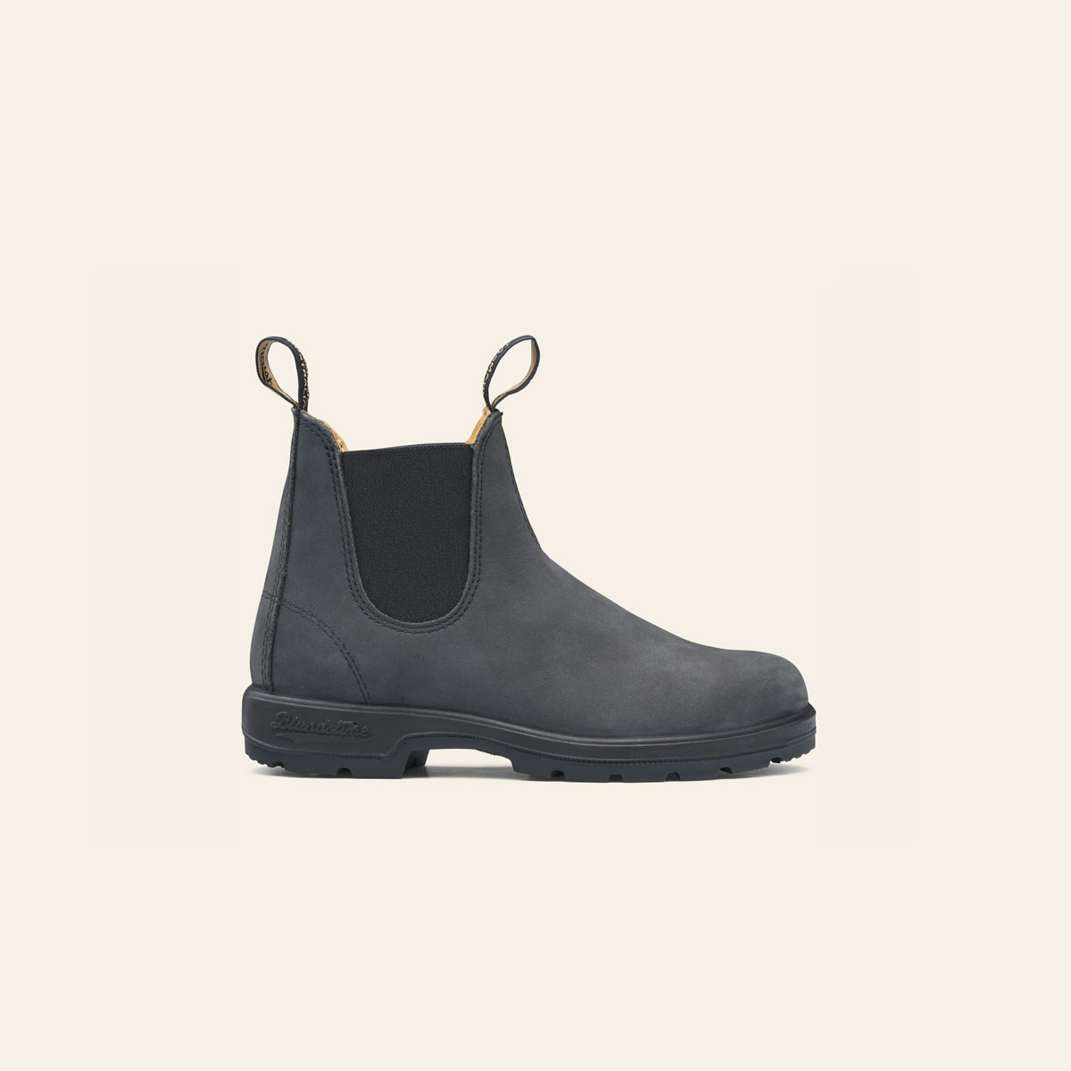 BLUNDSTONE Chelsea Boots 587 Rustic Black