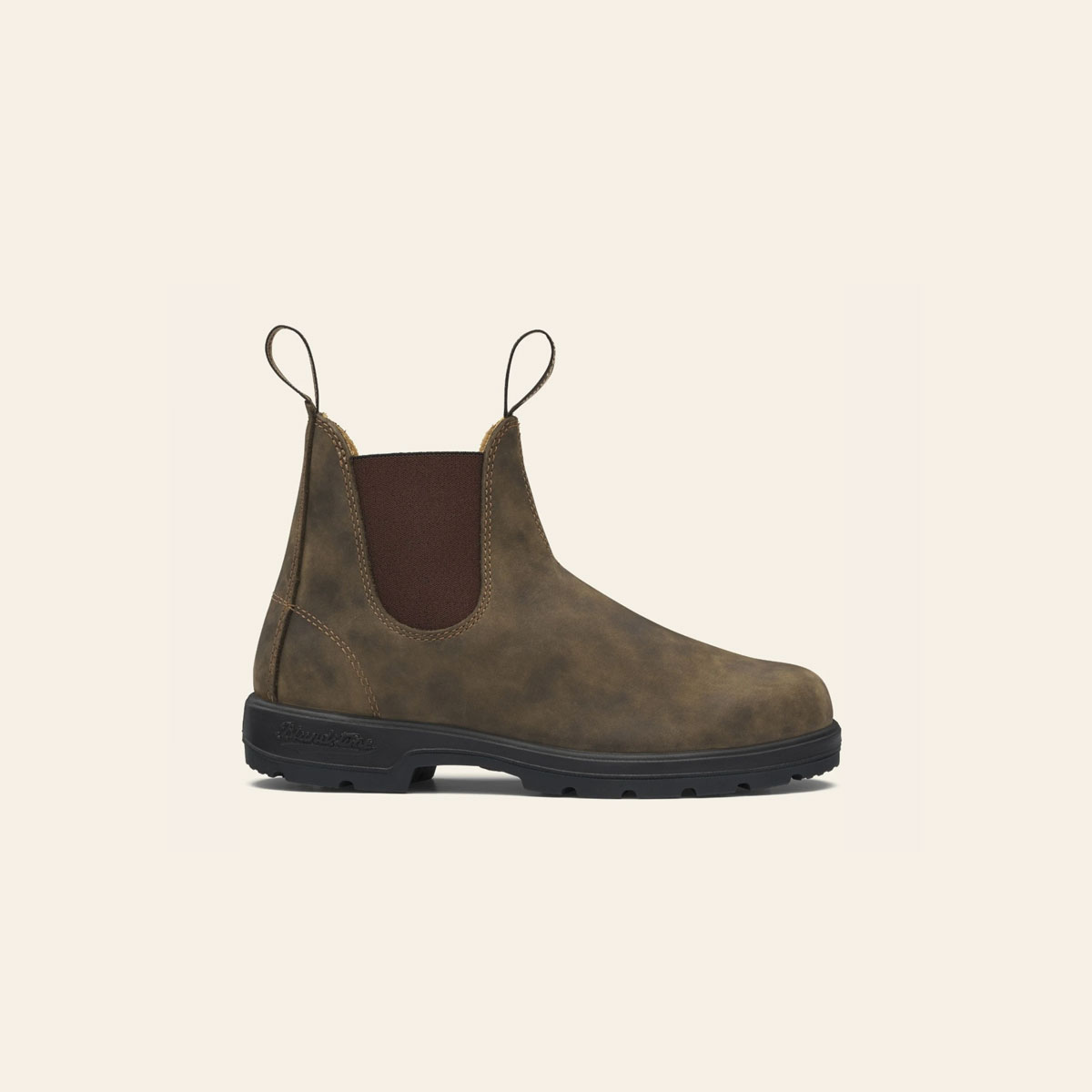 BLUNDSTONE Chelsea Boots 585 Rustic brown