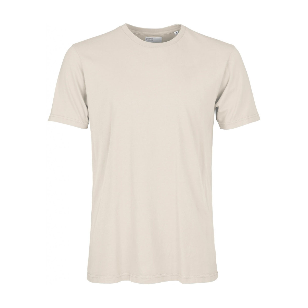 COLORFUL STANDARD Classic Organic Tee Ivory White