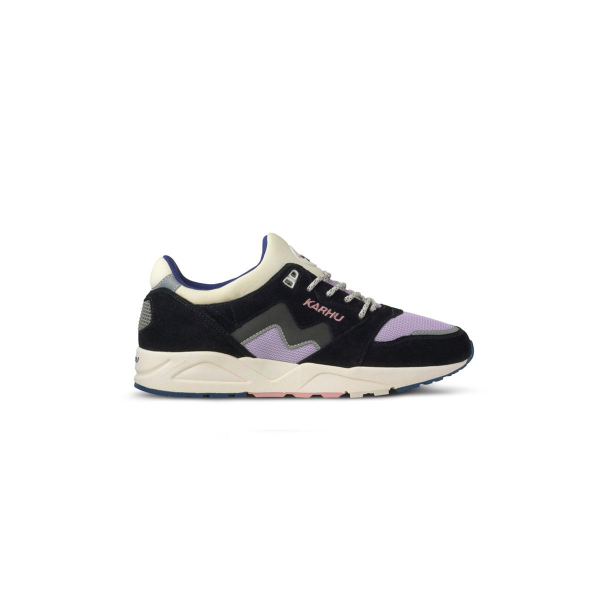 KARHU ARIA 95 Jet Black/ Purple Heather