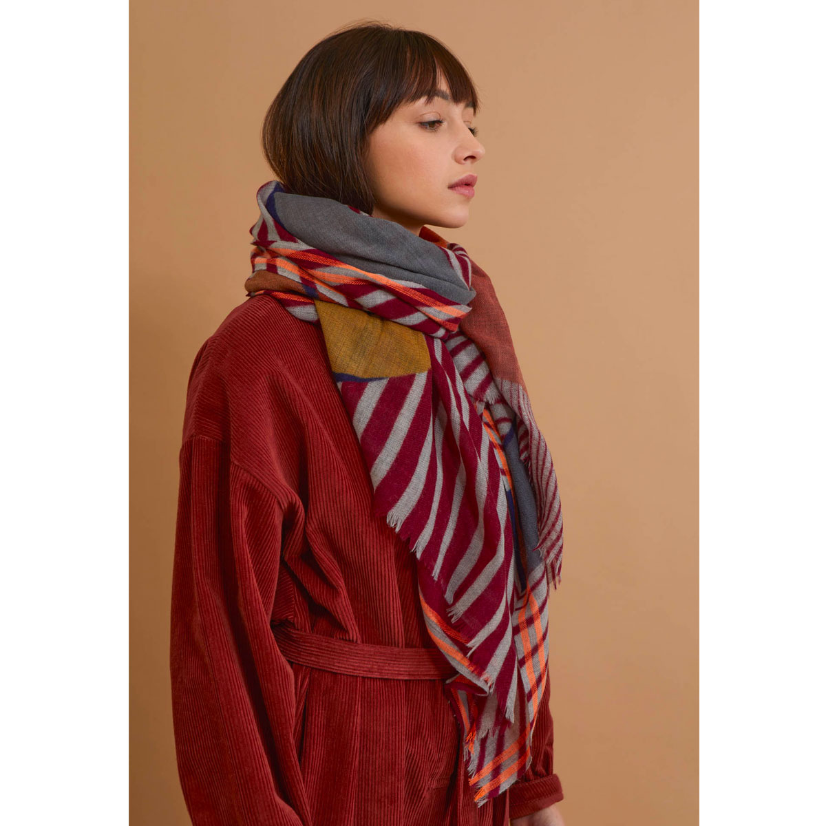 MA POESIE Foulard CANDY Passion
