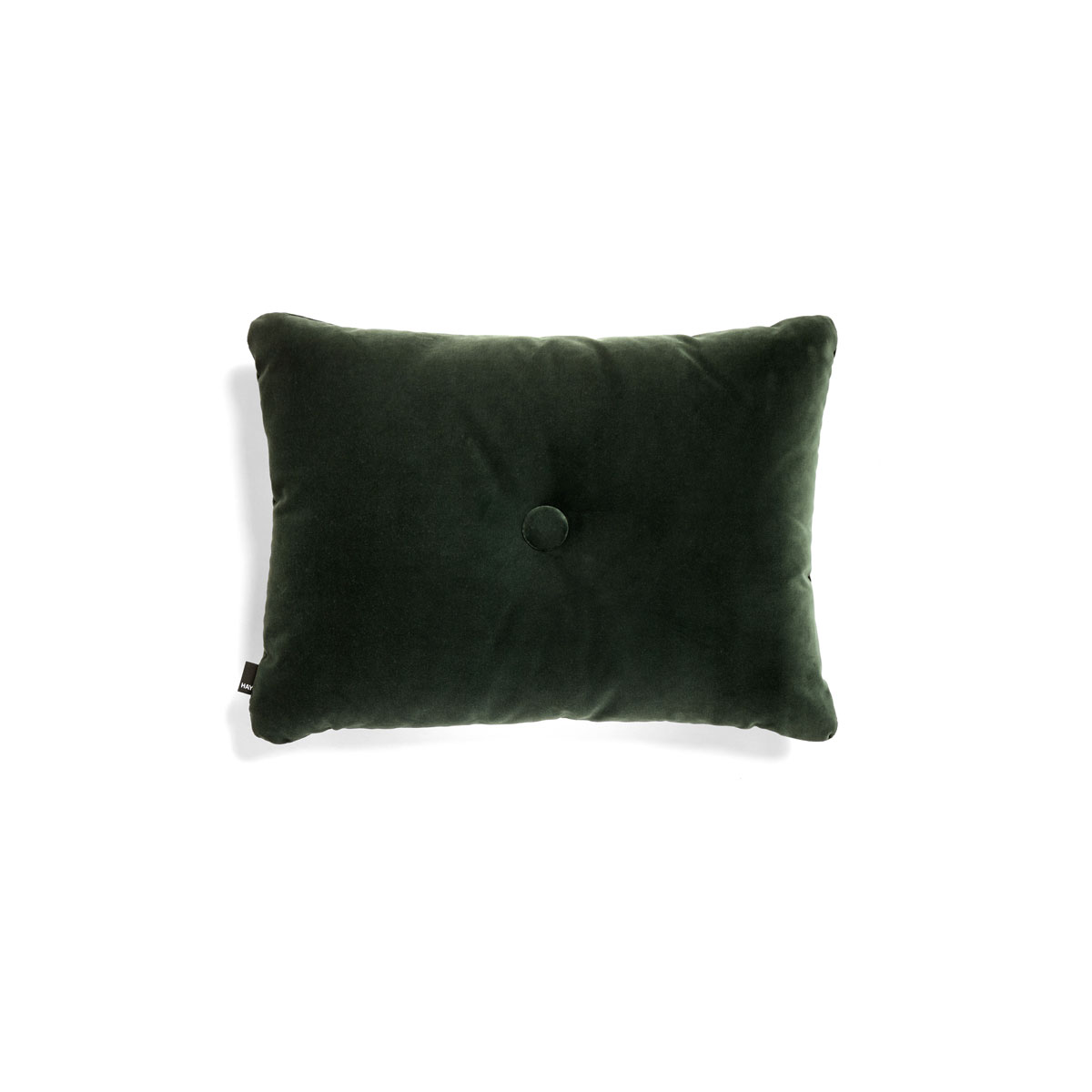 HAY DOT CUSHION Coussin Soft Dark green