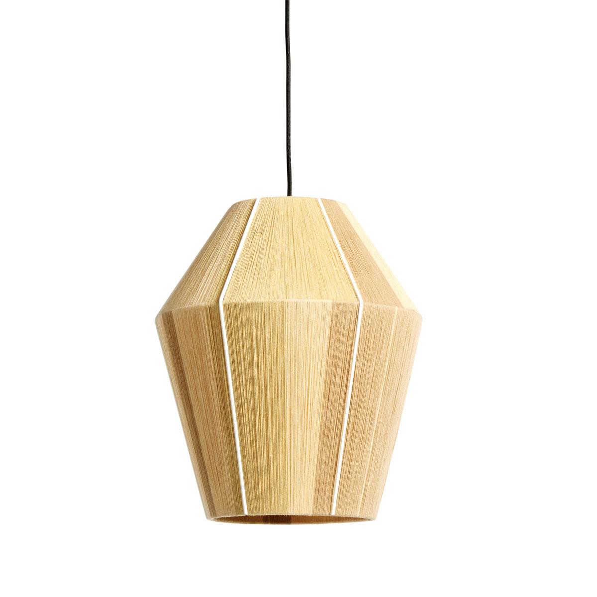 HAY Lampe BONBON SHADE 320 Yellow mélange