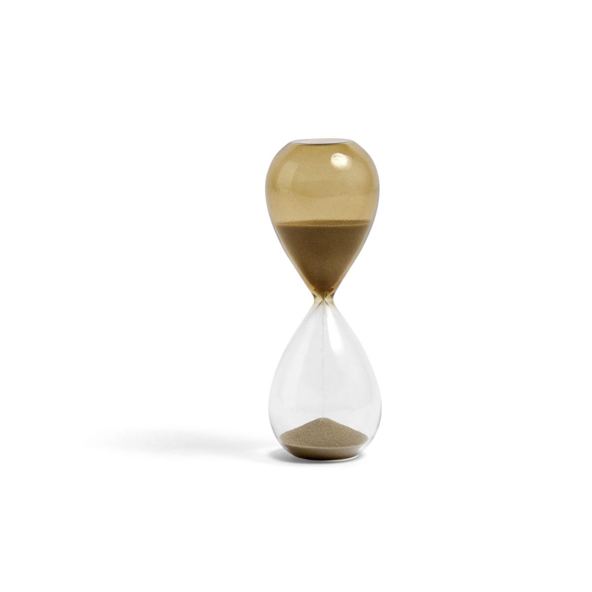 HAY Sablier TIME 15 min Gold