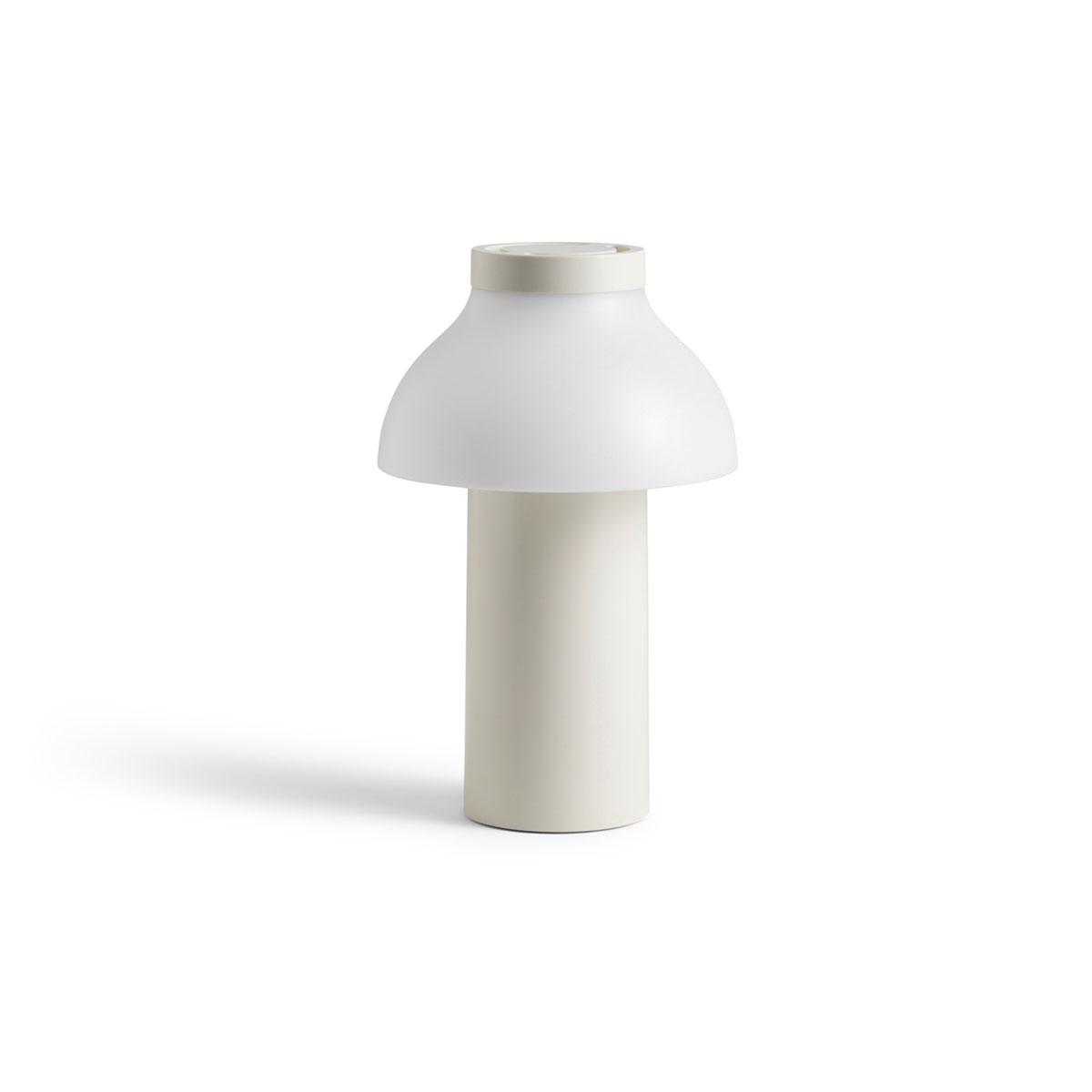 HAY Lampe PC PORTABLE Blanc