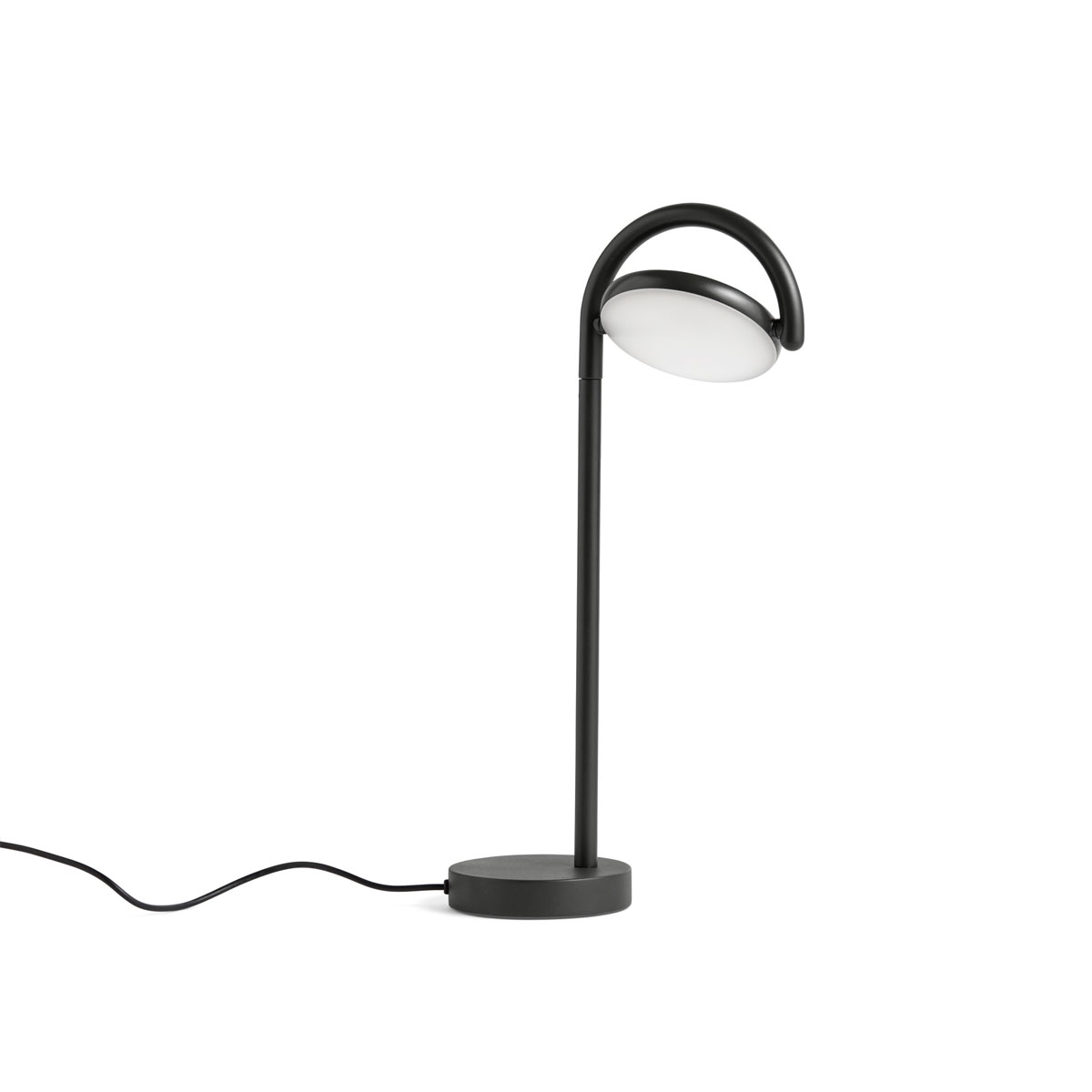 HAY MARSELIS Table Lampe Black