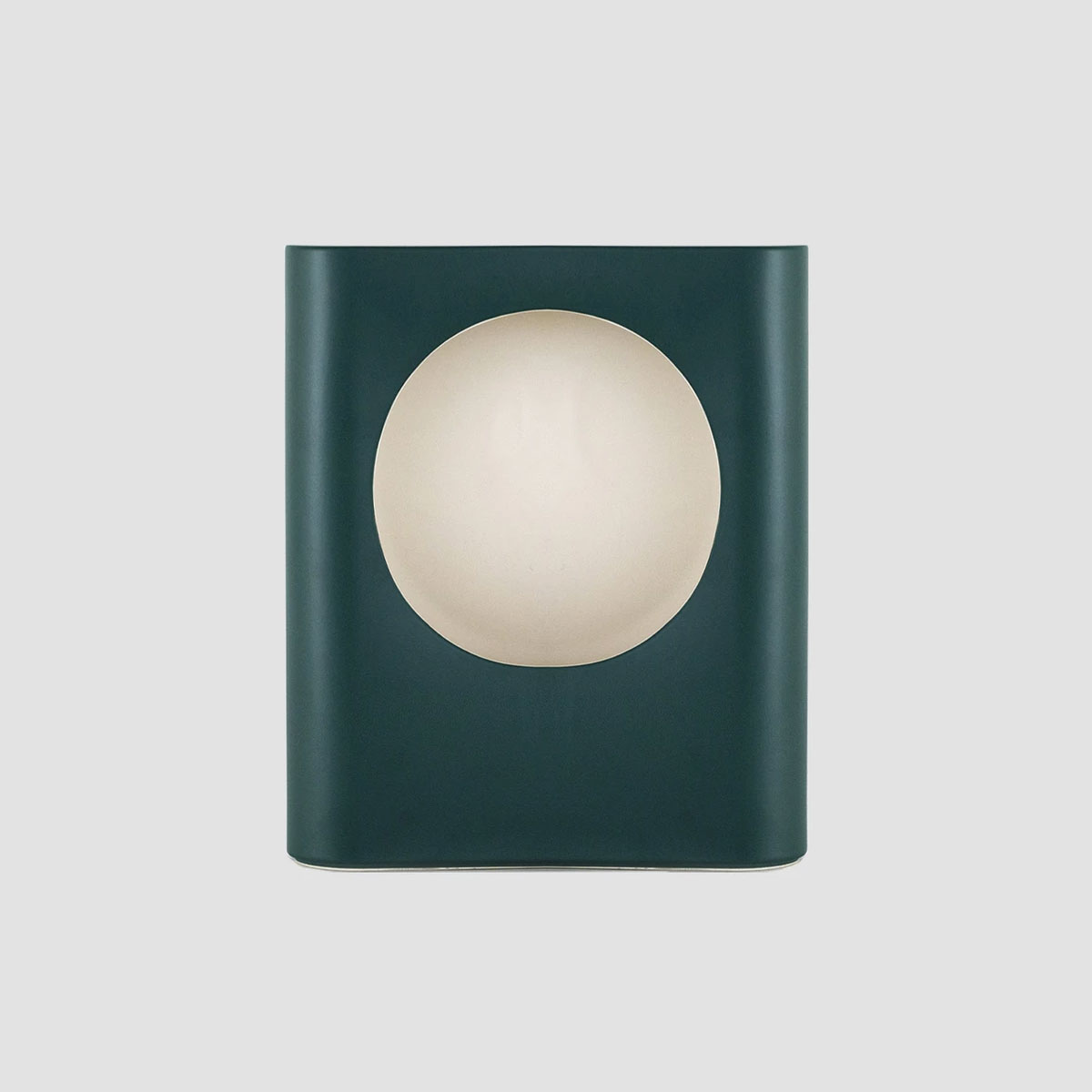 RAAWII Petite Lampe SIGNAL Green gables