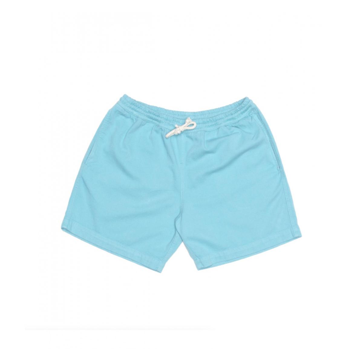 OLOW Short BODHI Bleu Pastel