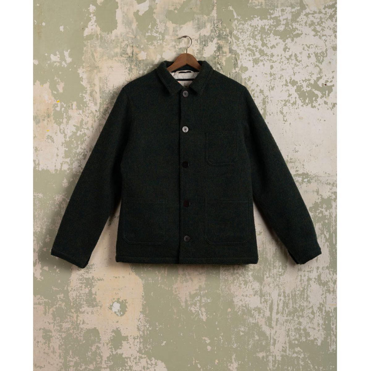 LE PAZ Jacket BAPTISTA Green Mesc